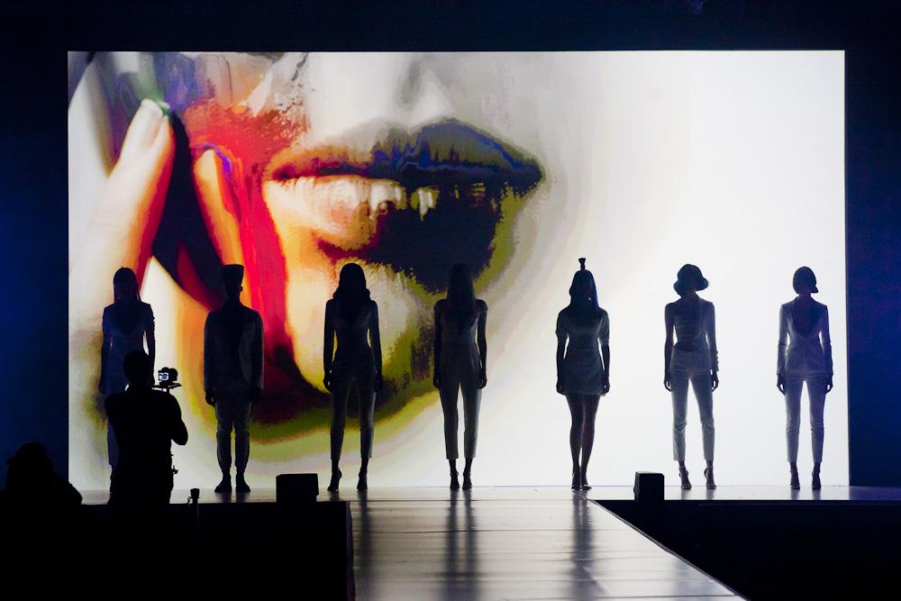 Expression of Colour Collective - L'Oréal Colour Trophy 2017