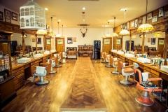 Savills Barbers London