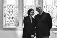 Silvia Salerno and Neil Atkinson