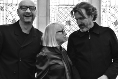 Neil Atkinson, Annie Humphreys and Mark Hayes