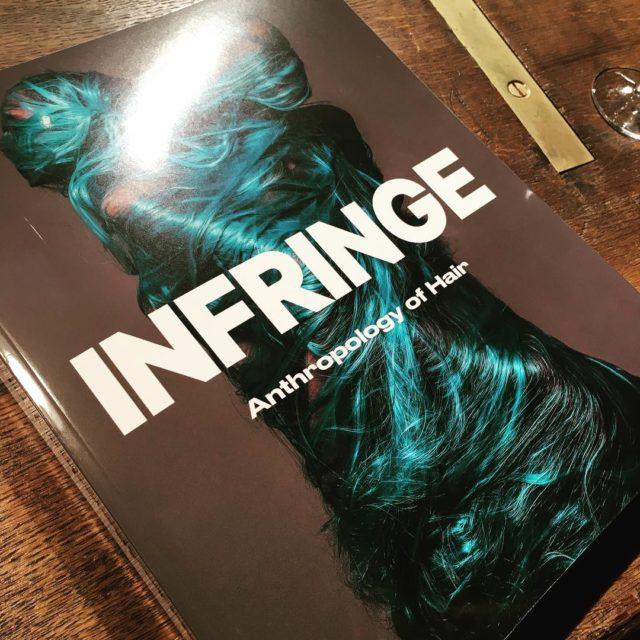 tributeloves new launch infringe book magazine anthonymascolo stunning images photographshellip