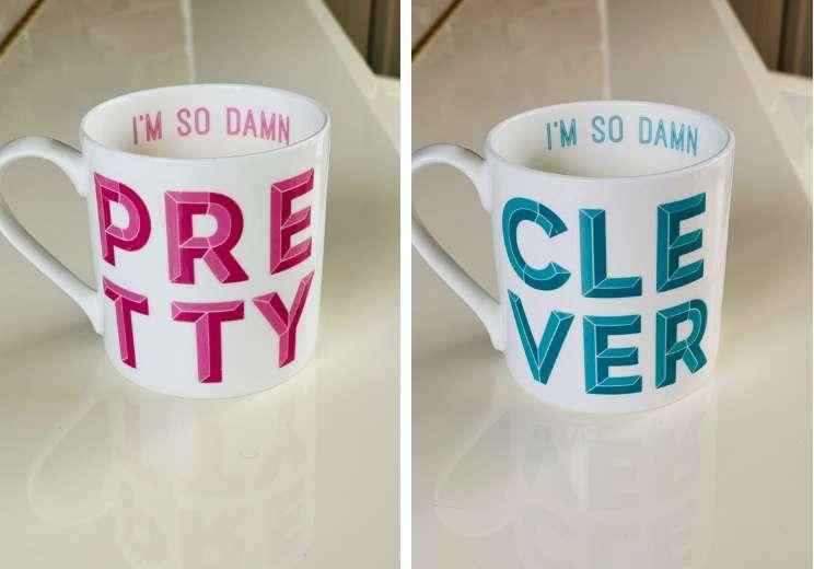 Hooker & Young mugs
