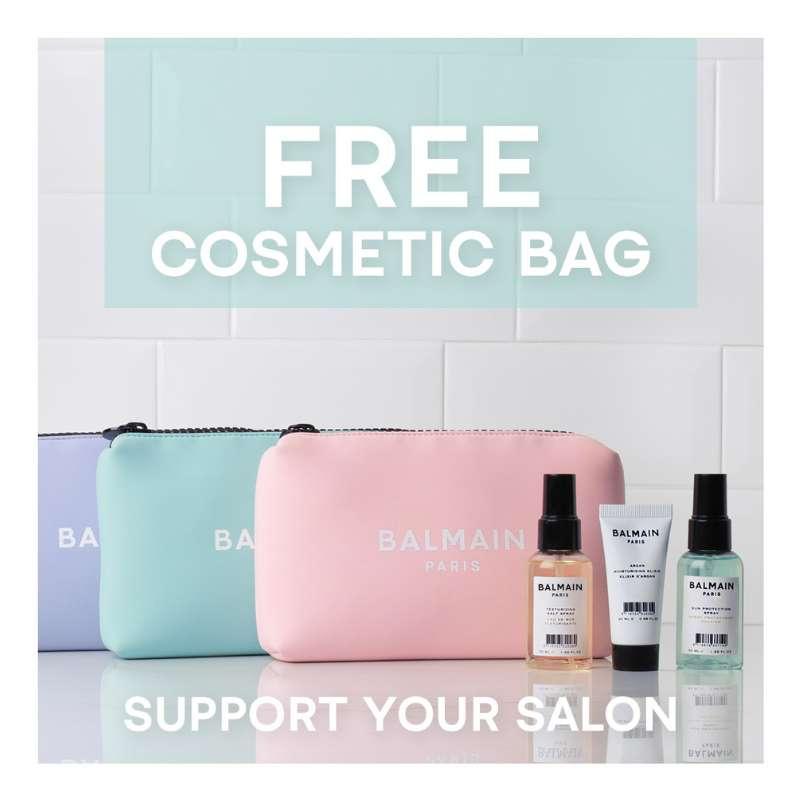 Balmain supports your salon