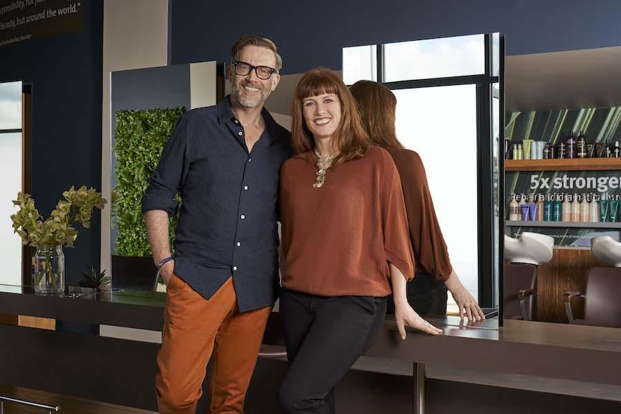 Robin james Hague & Gina Conway