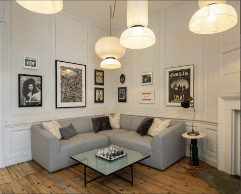lounge at Rathbone place
